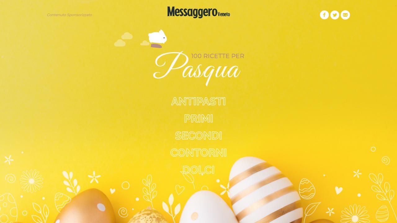 100 Ricette per Pasqua